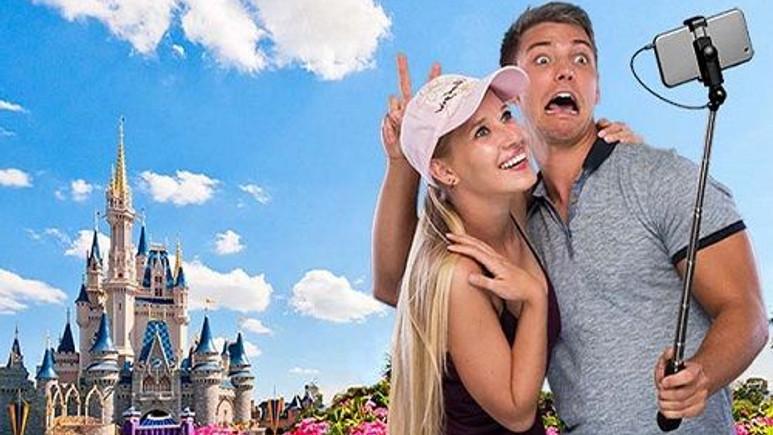 Disneyland, selfie çubuğunu yasakladı