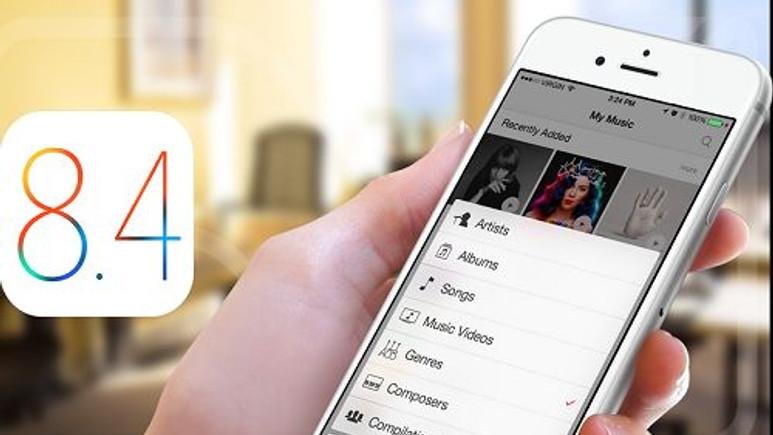 iOS 8.4'ün dağıtım günü ve saati açıklandı