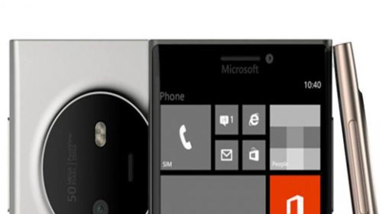 Lumia 1030'un ön paneli sızdırıldı