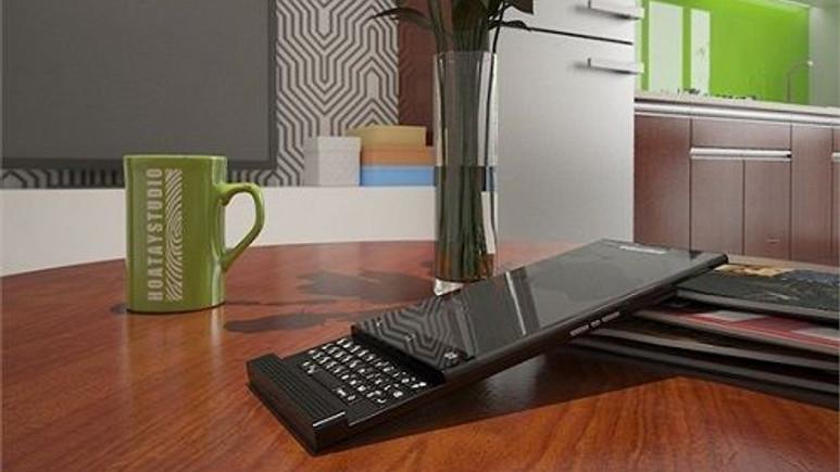 Android ve Quad HD ekranlı Blackberry Venice geliyor