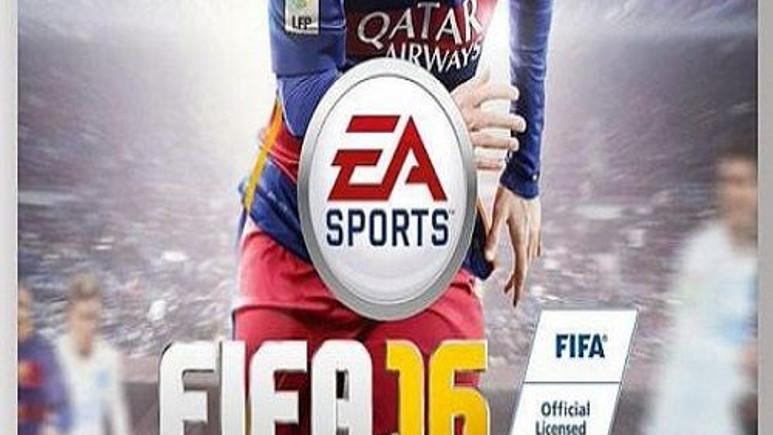 Fifa 2016'nın resmi kapağı açıkladı!