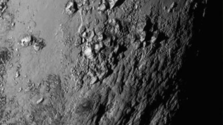 İşte Plüton'un en net görüntüsü!