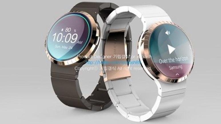 Samsung'un yeni akıllı saati Gear A'nın özellikleri ortaya çıktı