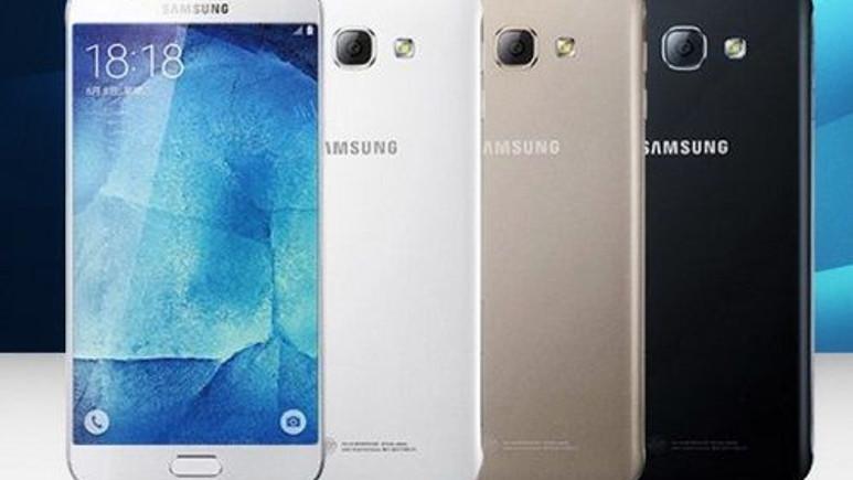 Samsung Galaxy A8'in fiyatı açıklandı