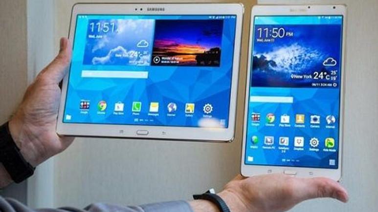 Samsung Galaxy Tab S2'ye ait basın görüntüleri yayınlandı