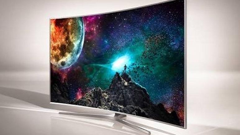 Samsung 4K SUHD TV alana Galaxy S6 hediye