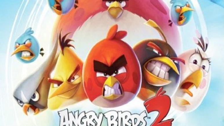 Angry Birds 2 çılgınlığı geliyor