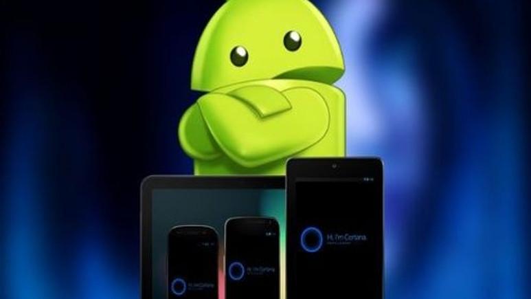 Cortana, Android ve Windows Phone kullanıcıları arasında kavga başlattı!