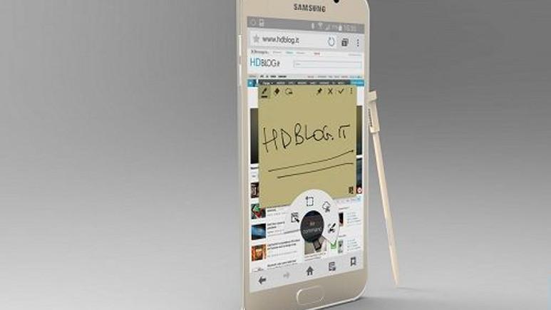 Galaxy Note 5 ve Galaxy S6 Edge'in tanıtımına sayılı günler kaldı
