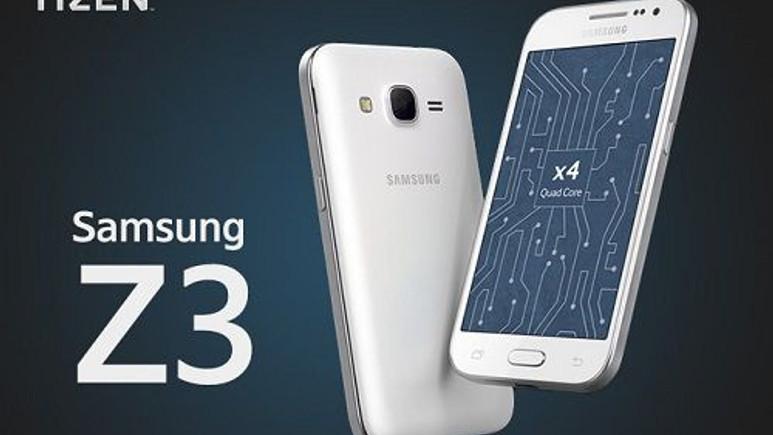 Tizen ile çalışan Samsung Z3'ün satışa çıkacağı ülkeler açıklandı