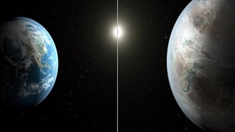 Uzay teleskopu Kepler Dünya'ya benzer bir gezegen keşfetti