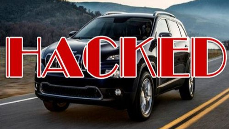 Hackerlar Jeep'i hackledi! Video