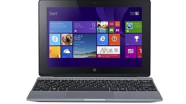Acer'dan 200$ fiyatlı 2'si bir arada bilgisayar: Acer One 10