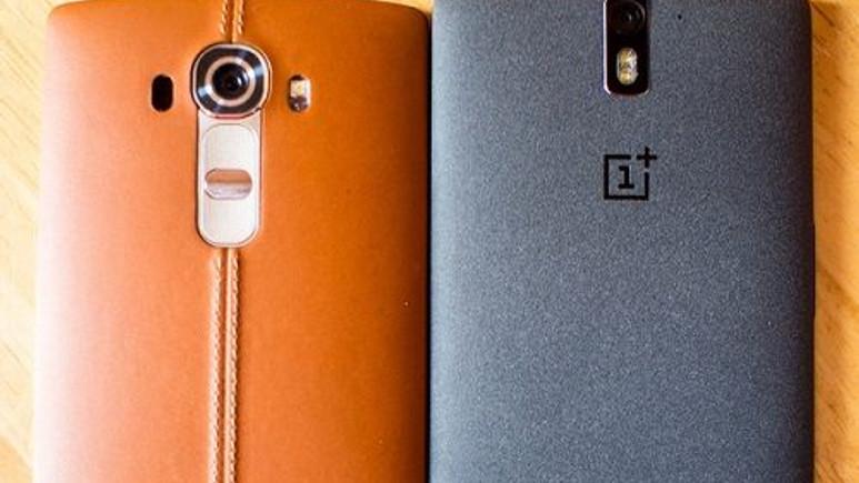OnePlus 2'nin kamerası bu defa LG G4 ile karşılaştırıldı