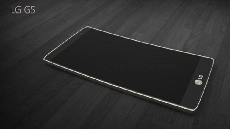 LG G5'in göz kamaştıran konsepti [video]  ve muhtemel özellikler