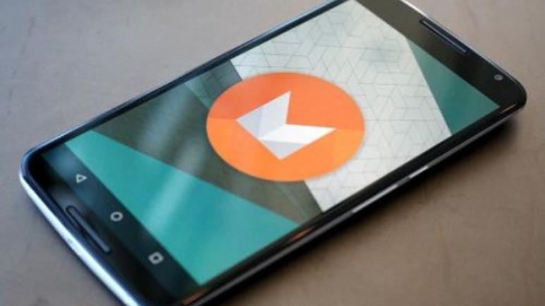 Android M telefondaki değişiklikler hakkında kullanıcıları uyaracak!