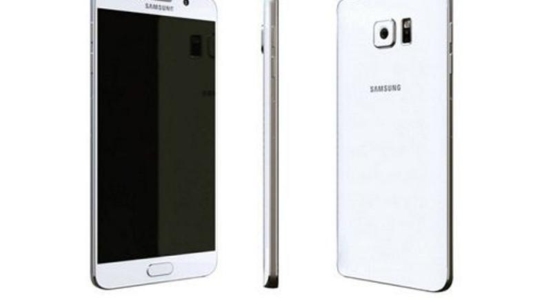 Galaxy Note 5'in tasarımını net bir şekilde ortaya koyan görüntüler!
