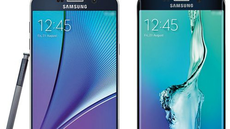 Beklenen sızıntı gerçekleşti: Karşınızda Galaxy Note 5 ve Galaxy S6 Edge+