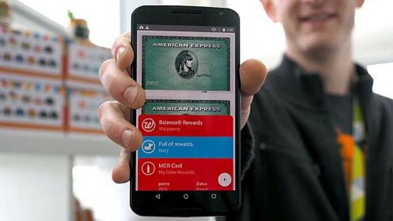 Android Pay ödeme sistemi LG Nexus 5 (2015) ile hizmete girecek