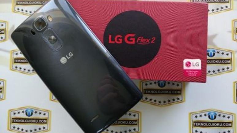 LG G Flex 2 Video İnceleme