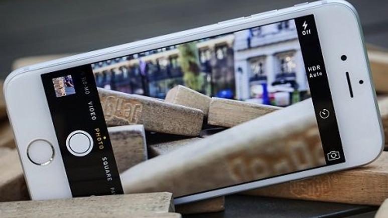 iPhone 6s kamera detayları: 12MP arka kamera, selfie fotoğraflar için aydınlatılmış ekran
