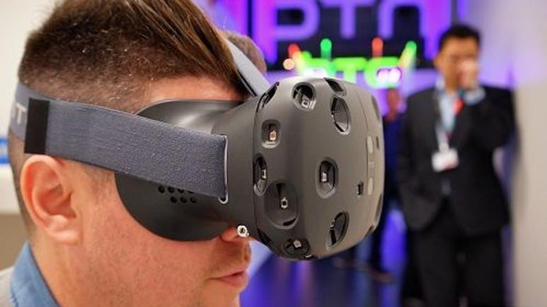 HTC-Valve ortak girişimi ''Vive'' 2016'da çıkış yapacak