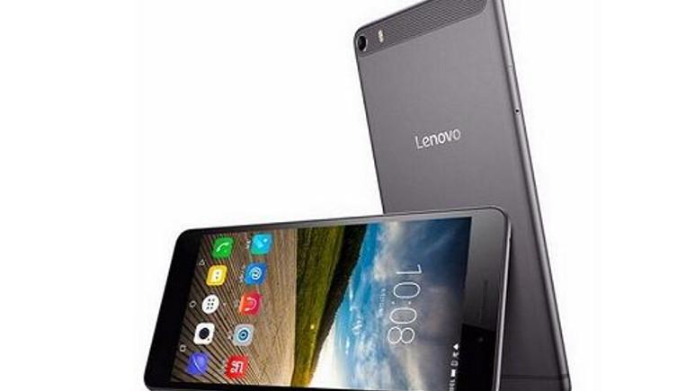 Lenovo'dan 6.8 inç ekrana sahip akıllı telefon: Lenovo Phab Plus