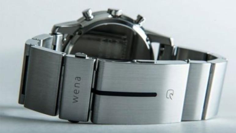 Sony'den Akıllı-Akılsız Saat: Wena