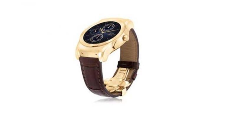LG Watch Urbane Luxe Gerçekten Lüks