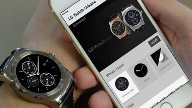 Android Wear iPhone Uygulaması Resmiyet Kazandı