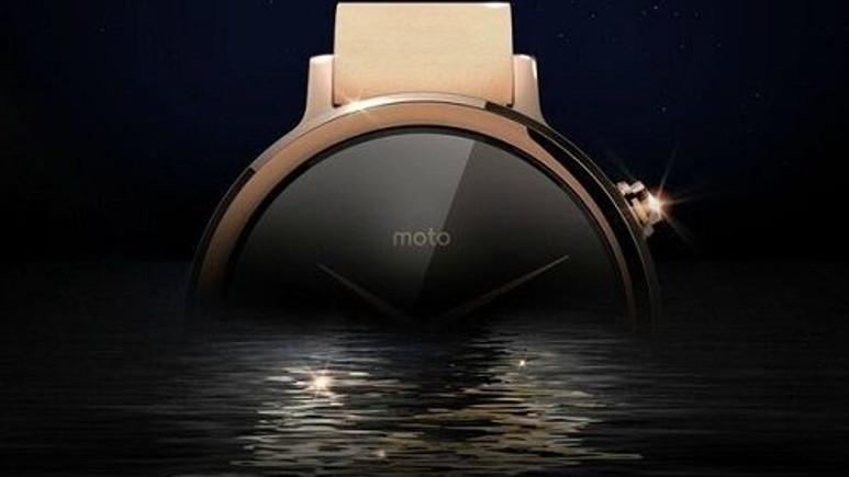 Lenovo, ''Moto 360 2'' akıllı saatin tanıtım tarihini açıkladı