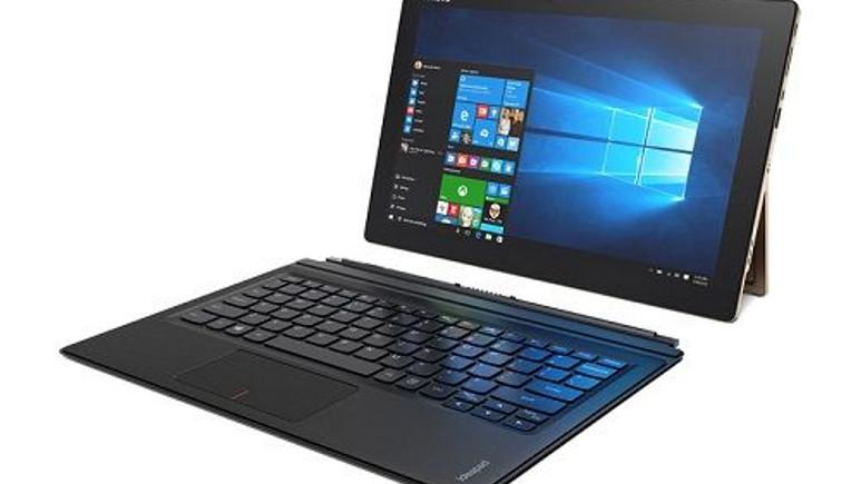 IFA 2015: Lenovo'dan Surface Pro 3'e rakip melez bilgisayar: MIIX 700