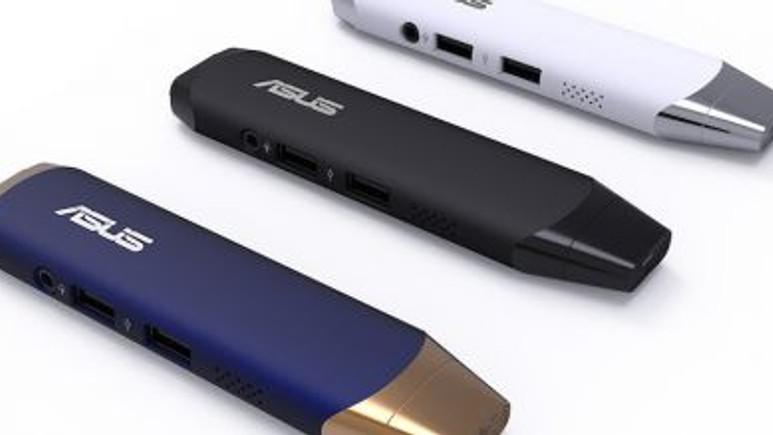 Asus'tan Çubuk Bilgisayar: VivoStick