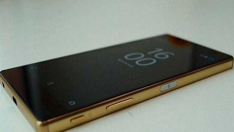 4K ekrana sahip ilk akıllı telefon:Sony Xperia Z5 Premium