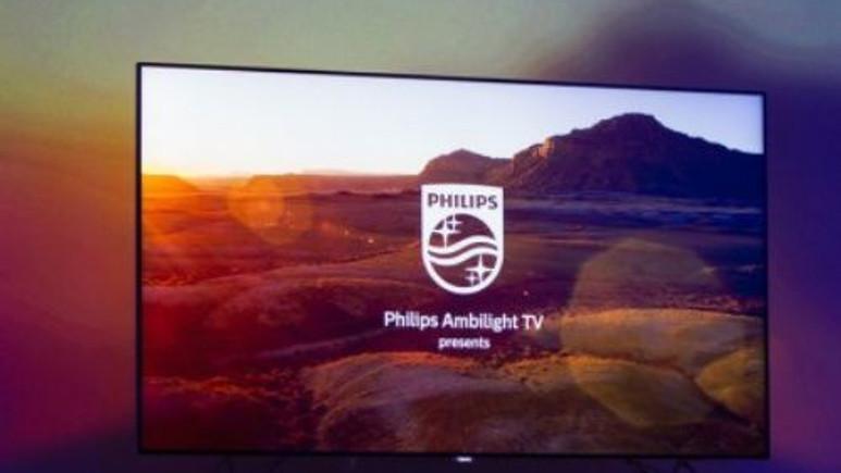 IFA 2015: Philips'den sıradışı Ambilight TV!