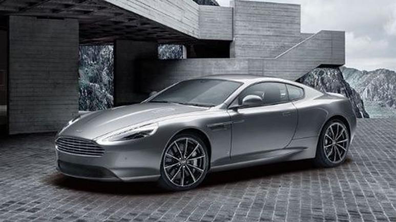 Aston Martin DB9 GT Bond Edition modeli duyuruldu