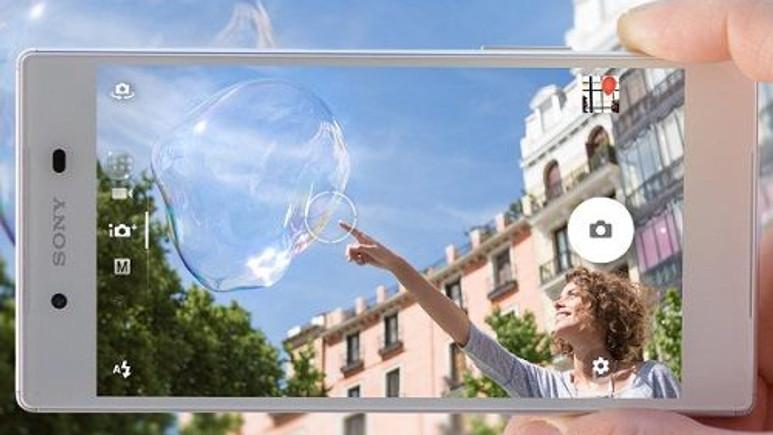 Xperia Z3 ve Xperia Z5: Video sabitleme karşılaştırması