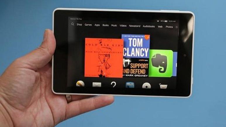 Amazon 50 dolar fiyatlı 6 inçlik bir tablet hazırlıyor