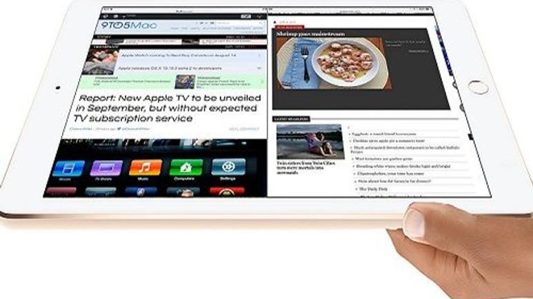 iPad Pro'ya ilişkin yeni bilgiler gün yüzüne çıktı
