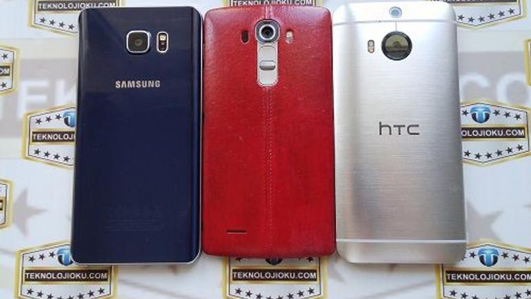 LG G4, HTC One M9+ ve Galaxy Note 5 kamera karşılaştırma
