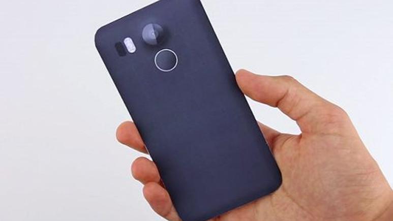LG Nexus 5X bu defa siyah renk seçeneği ile sızdı