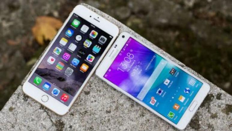 Apple iPhone 6s Plus Galaxy Note 5 kadar iyi değil