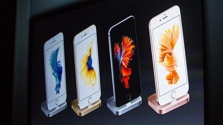 iPhone 6S ailesine eşlik eden hareketli duvar kağıtları