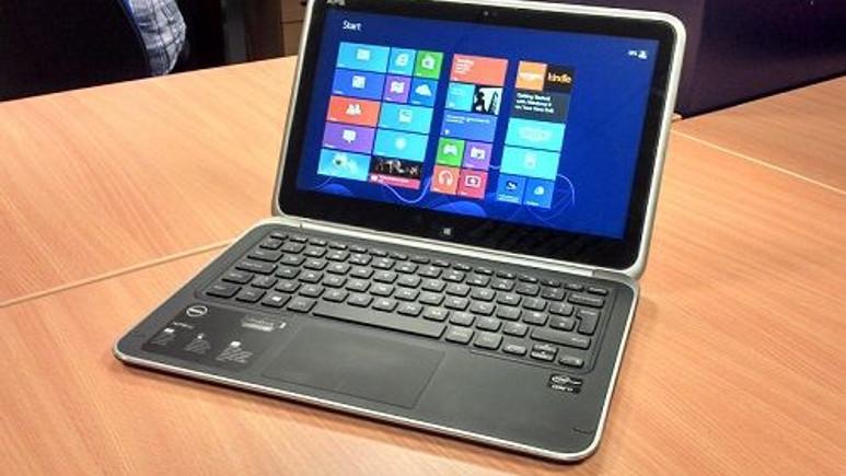 Dell XPS 12'nin yenilenmiş modelinde 4K çözünürlük olacak