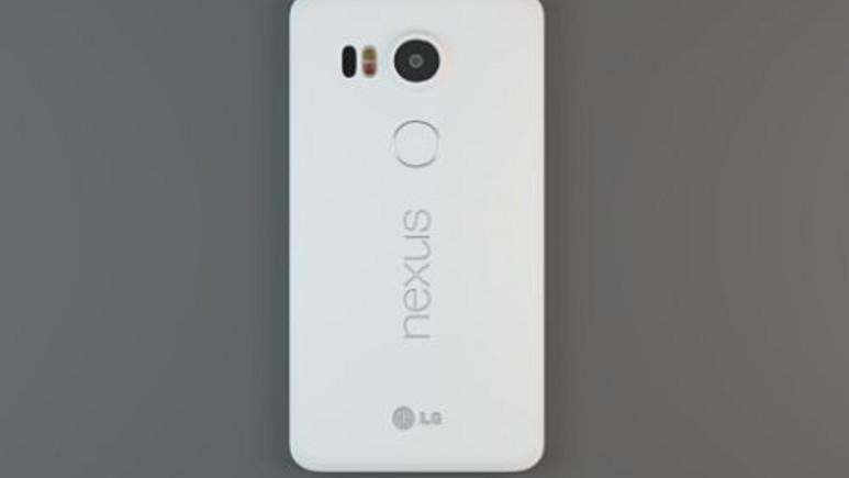 LG Nexus 5X bir kez daha kameralara yakalandı