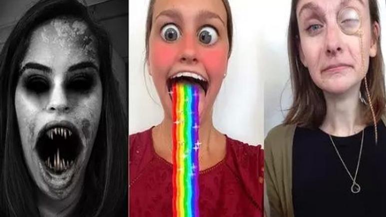 Snapchat animasyonlu Selfie ve yeni özellikleri ile güncellendi!