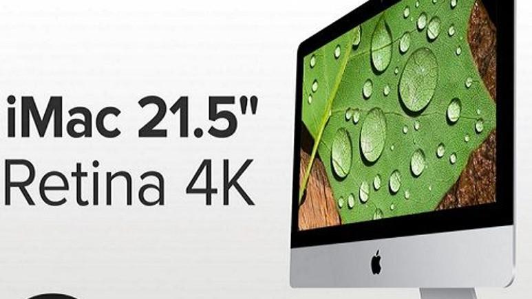 4K çözünürlüklü iMac'i onarmak mümkün görünmüyor