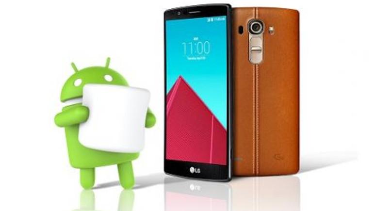 LG G4 Android 6.0 Marshmallow güncellemesine kavuşuyor