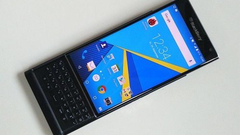 BlackBerry Priv ön sipariş almaya başladı! İşte telefonun fiyatı