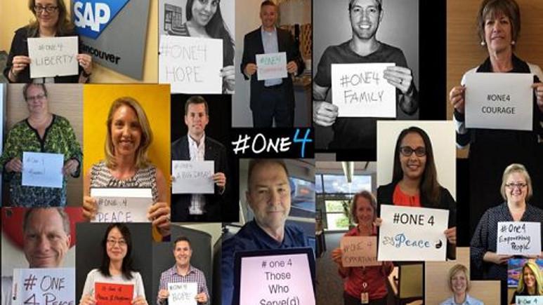 SAP ve Imagine Dragons, One4 Projesi ile Mültecilere Yardım Edecek!